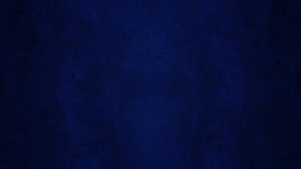 A Dark Blue Digital Background of Concrete Texture
