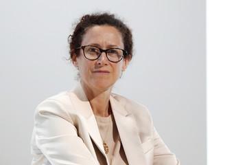 French Junior Minister for Environment Emmanuelle Wargon attends the MEDEF union summer forum renamed La Rencontre des Entrepreneurs de France, LaREF, at the Paris Longchamp Racecourse in Paris