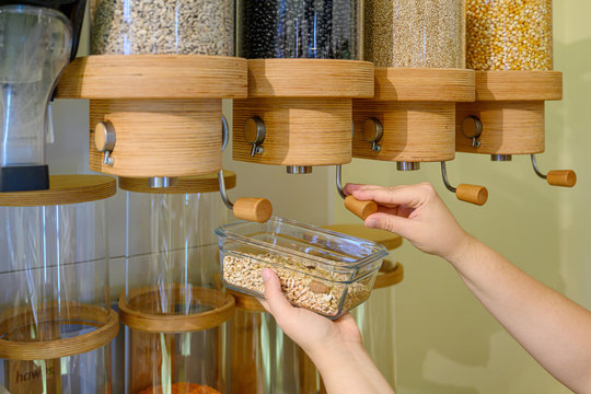 Zero Waste, unverpackt einkaufen, nachhaltig einkaufen