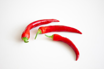 Canvas Prints Hot chili peppers Group of red hot chili peppers. Vegetables, ingredients, background for cooking