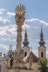 One of the most famous tourist attractions in Timisoara the Union Square is the oldest square in Timisoara. It is flanked by imposing 18th and 19th Centuries historic buildings.