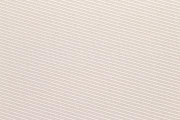 Beige fabric fiber texture close up