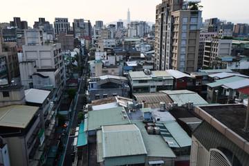 台湾のダウンタウン