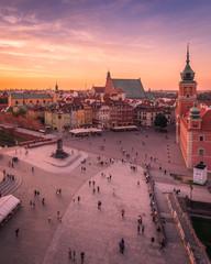 Warsaw market square