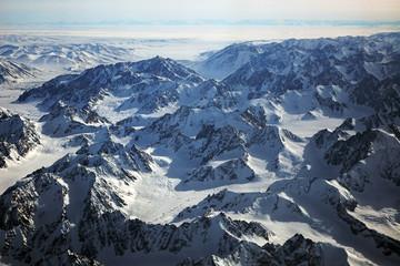 Stauningalpen im Scoresby Land, Grönland.