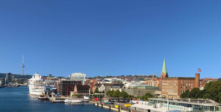 Hafenstadt Kiel Schleswig-Holstein