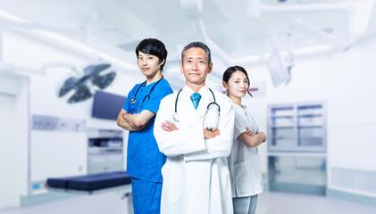 医療スタッフ 病院