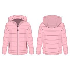 baby_pink_winter_hoodjacket