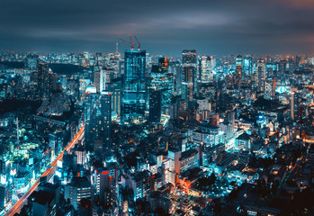 Poster Tokyo Tokyo city