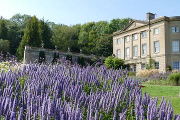 Lavender Garden at Claverton Manor American Museum