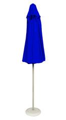 Beach umbrella - blue