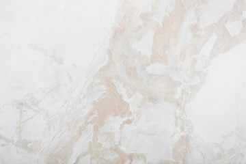 New white marble background as part of your elegant home design.