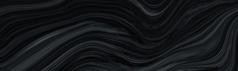 Marble ink colorful. Black marble pattern texture abstract background. can be used for background or wallpaper