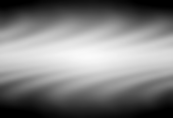 black and white gradient with blur wave