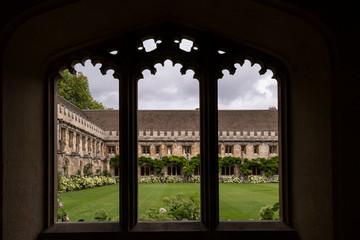 Universidad de Oxford, Inglaterra.
