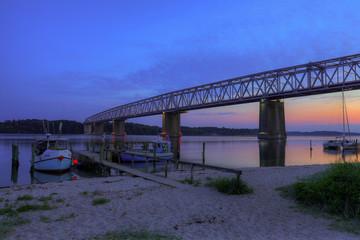 Den gamle Llillebæltsbro - Denmark
