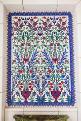 Foto op Aluminium Imagination Sheikh Zayed Mosque pattern design
