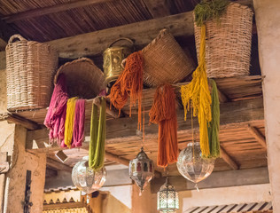 Arabian market in Walt Disney World