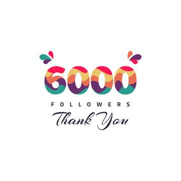 Followers thank you