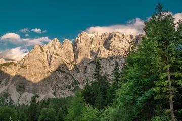 Wall Mural - Mount Prisojnik in Slovenia