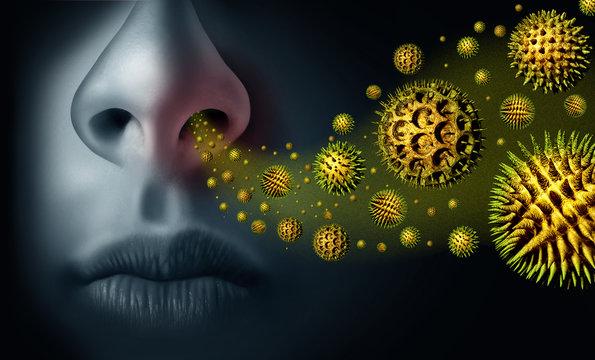 Seasonal Pollen Allergy