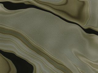 Grey Brown Fluid Abstract Art Background