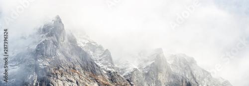 Fototapete Mountain, Jungfrau region, Switzerland