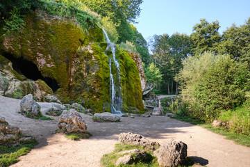 Image of famous waterfalls in region Nohn