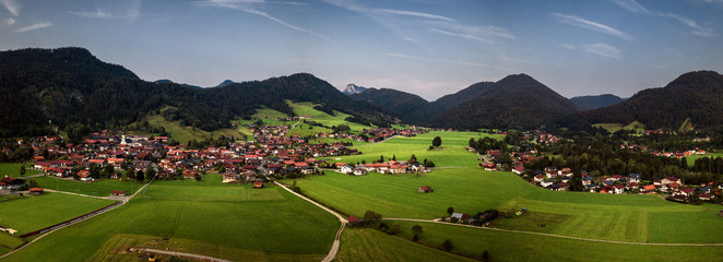 Reit im Winkl is a small village located on the German/Austrian border in the southeastern part of Bavaria.