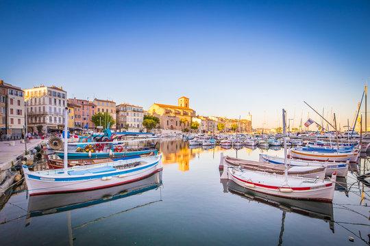 Hafen von La Ciotat - Frankreich