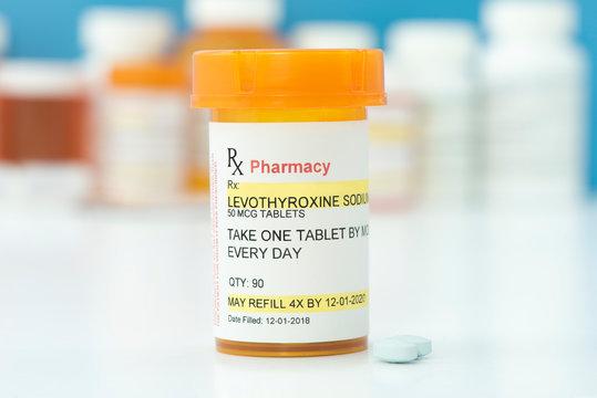 Levothyroxine Prescription