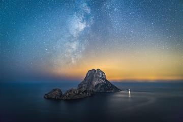 Es Vedra, Ibiza. Spain.