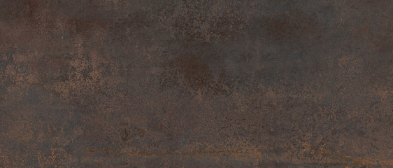 Acrylic Prints Metal Brown-Grey rough cement texture background, Stucco wall marble for interior-exterior home decoration and Ceramic tile surface.