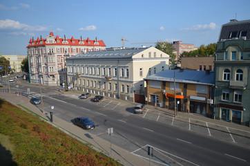 Białystok - centrum miasta/Bialystok-downtown, Podlasie, Poland