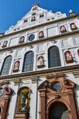 Fotomurales - Monaco di Baviera - chiesa di San Michele