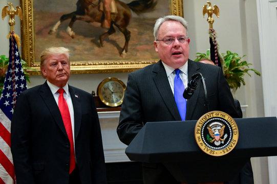 Trump announces opioid response grants