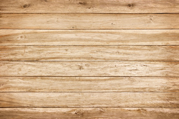 Poster Wood brown wood wall texture with natural patterns background