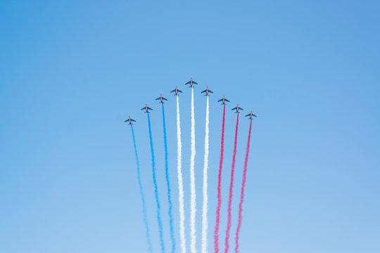 フランス パリ祭 7月14日