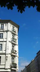 Berlin: Altbauten in Prenzlauer Berg und Pankow, Eckhaus