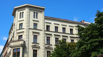 Berlin: Altbauten in Prenzlauer Berg und Pankow