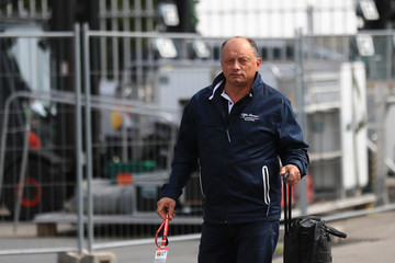 2019 Formula 1 Grand Prix of Monza Team Arrival Day Sep 5th