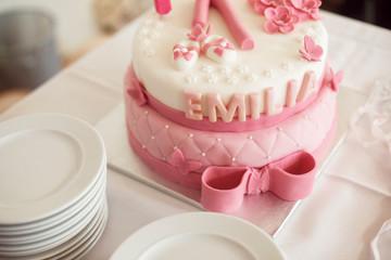 Geburtstagskuchen Emilia