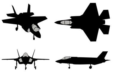 Vector fighters set