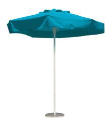 Beach umbrella - light blue