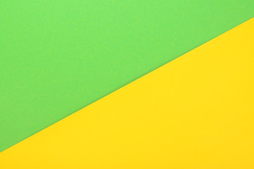 green yellow background with diagonal, creative idea