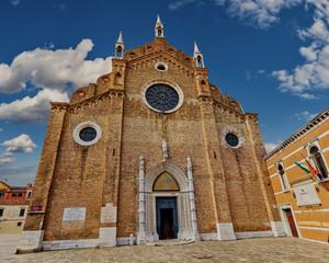 Santa Maria Gloriosa dei Frari,  Frarikirche Venedig (Hochauflösend)