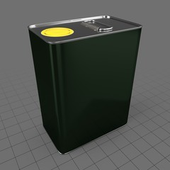 Oil canister 1