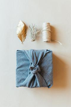Furoshiki gifts wrap
