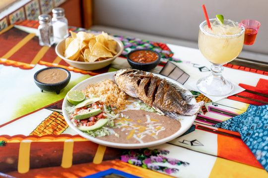 Mexican Fried Fish