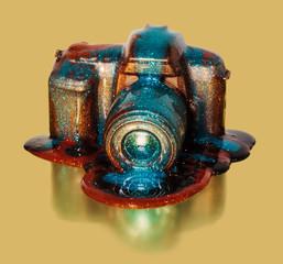 Sparkling Camera